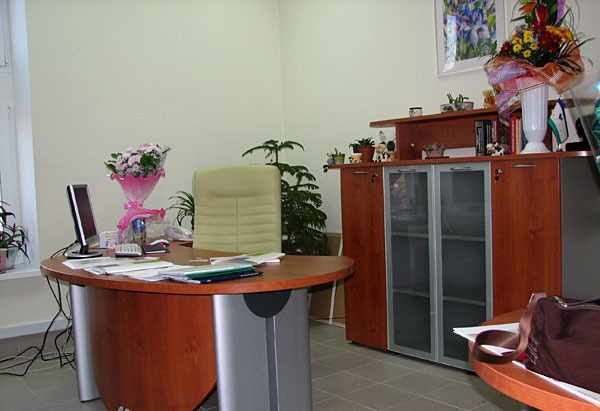 Подарок для боса - кабинет boss!!!