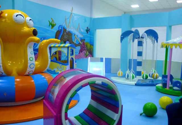 Оборудование для детской игровой площадки