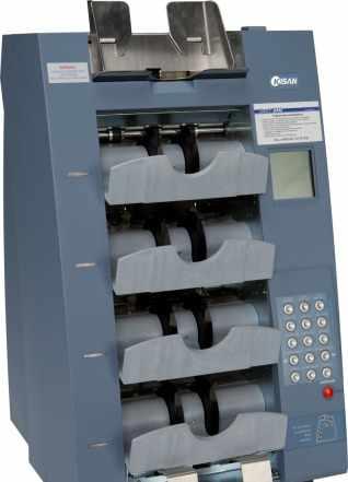 Сортировщик банкнот kisan K500Pro
