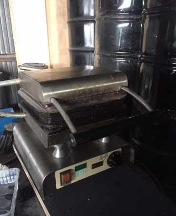 Вафельница roller grill для венских вафель