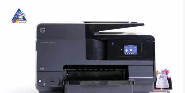Мфу hp 8610 Wi-Fi (цветной, струйный)