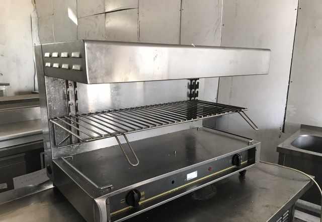 Гриль саламандра Roller grill