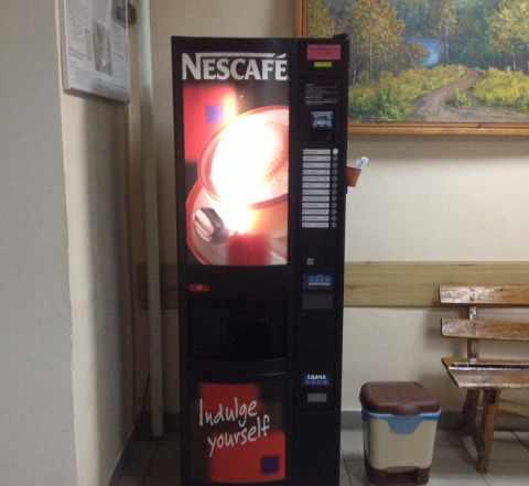 Кофе автомат Rheavendors Sagoma H7
