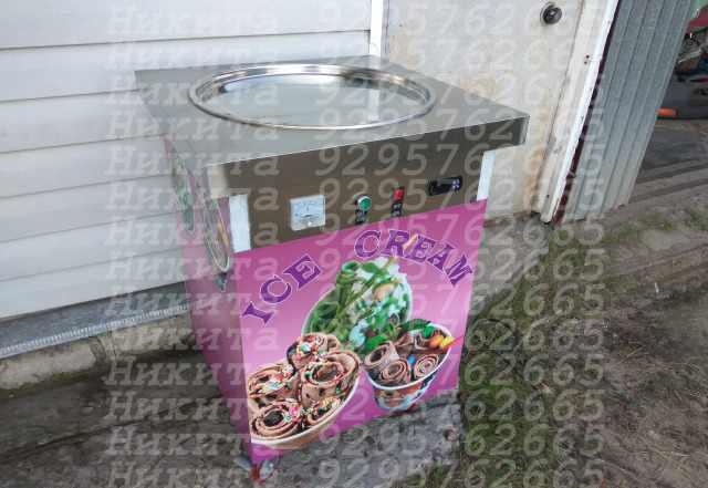 Оборудование для мягкого и ролл мороженного