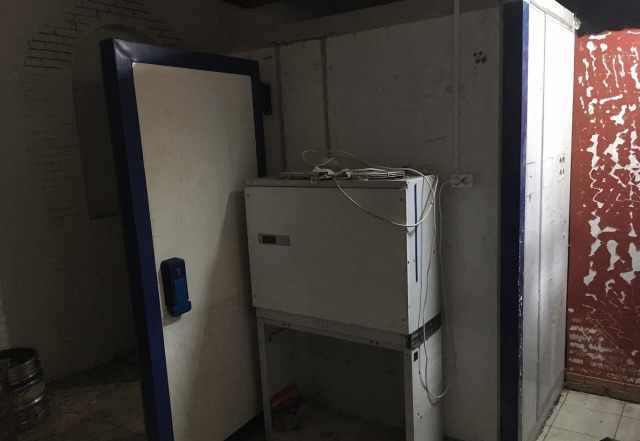 Холодильная камера. 3.56*2.56*2.20
