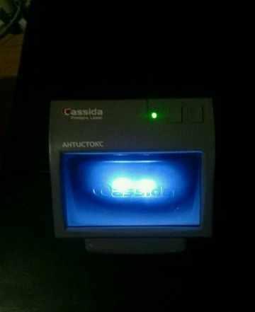 Инфракрасный детектор Cassida Primero Laser