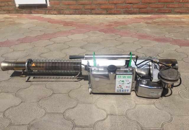 Генератор горячего тумана igeba TF-W 60 Германия