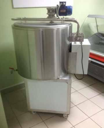 Молочно-холодильная установка