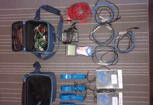 Анализатор качества электроэнергии Metrel MI-2592