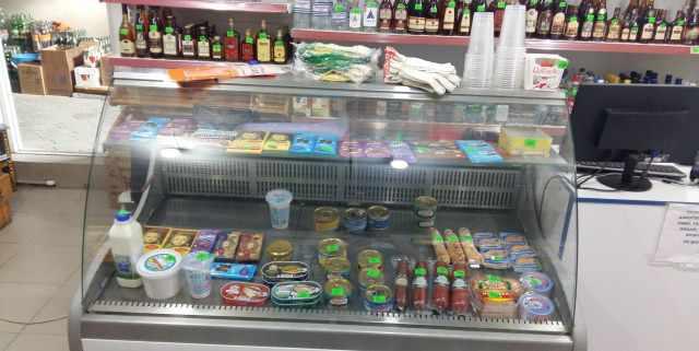 Витринный холодильник таир вхс-1,5