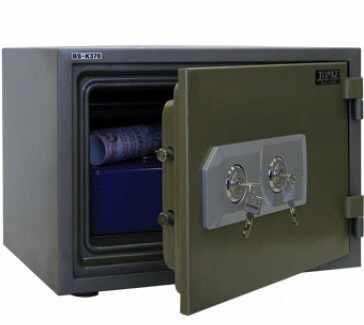 Сейф пожаростойкий Topaz BSK-370