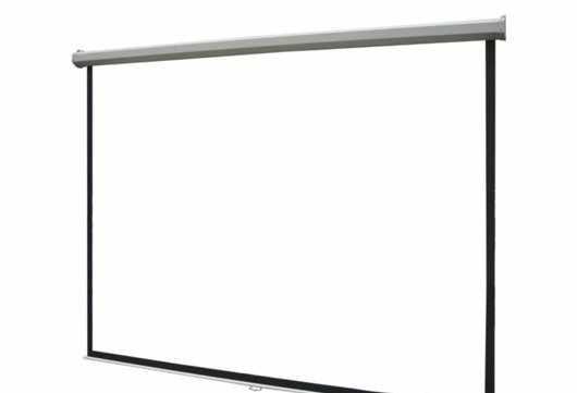 Экран для проектора моторизованный 366X274 Новый