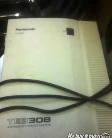 Мини-атс Panasonic TEB308