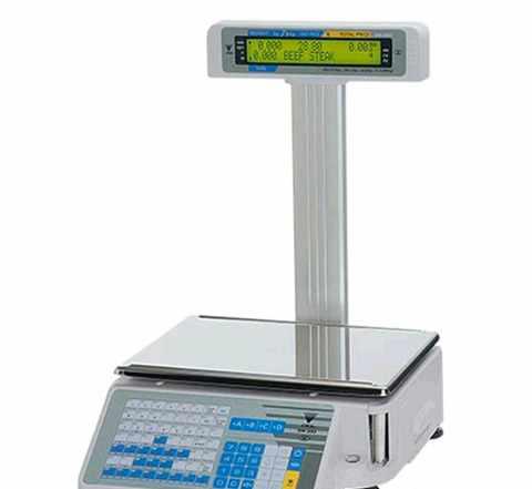 Торговые весы Digi SM 300