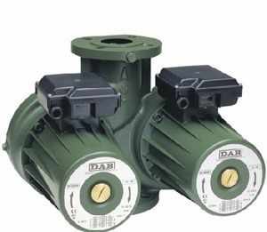 Сдвоенный насос DPH 120/250.40 T
