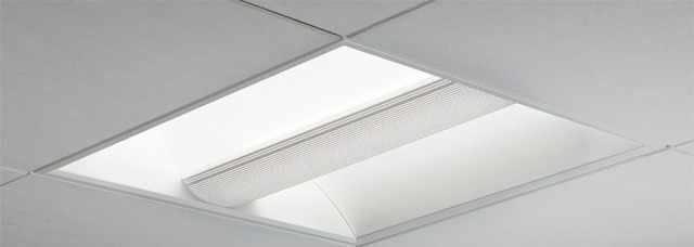 Светильники Fagerhult для подвесного потолка