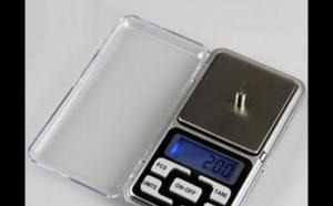 Карманные электронные весы (ювелирные) 0,01 гр -20