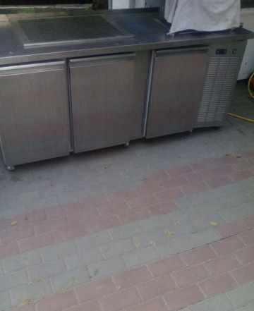 Холодильный стол хайколд нержавейка