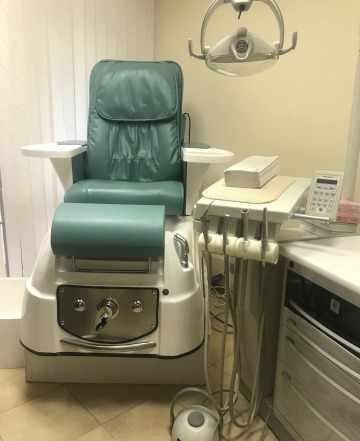 Оборудование для кабинета маникюра/педикюра