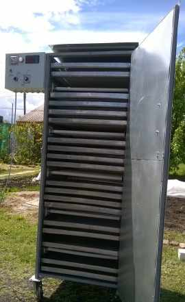 Инфракрасный сушильный шкаф для сушки продуктов