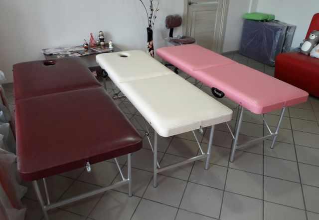 Кушетки (Массажные столы)