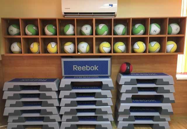 Оборудование для фитнеса тренажеры Reebok