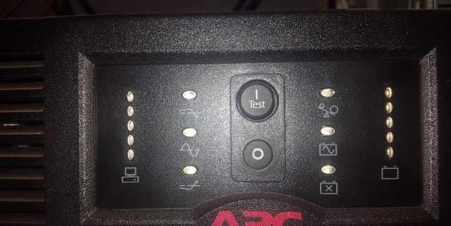Ибп для серверов и сетевых APC Smart-UPS 750VA