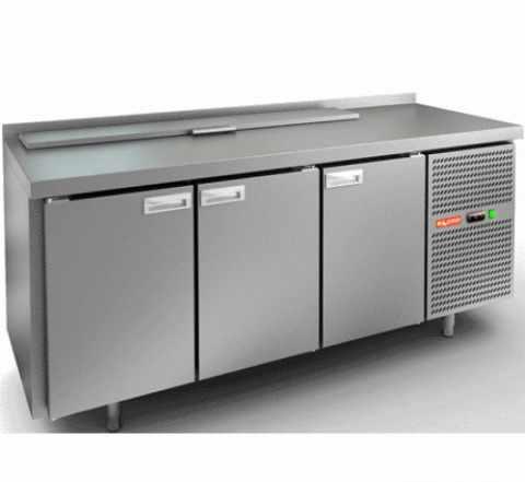 Стол холодильный для салатов HI cold SL2-111SN