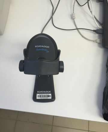 тся принтер этикеток и сканер штрих кодов
