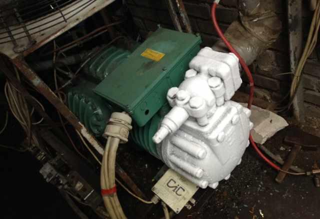 Компрессор холодильный bitzer 6F-40.2