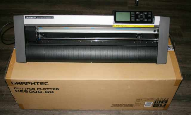 Режущий плоттер Graphtec CE6000-60E