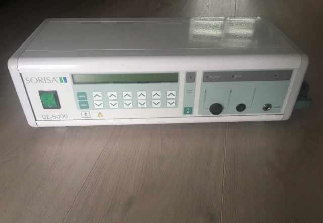 Аппарат Электроэпиляции Sorisa DE-5000