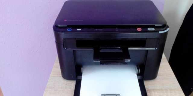 Мфу лазерный Samsung SCX-3205