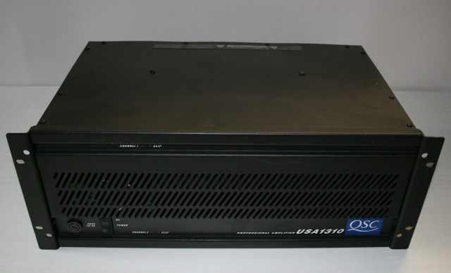 Усилитель QSC USA 1310