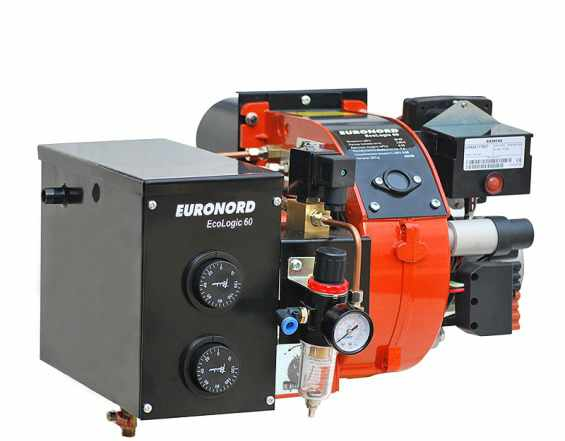 Горелка на отработке Euronord EcoLogic 120