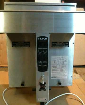 Кофеварка fetco cbs 2032