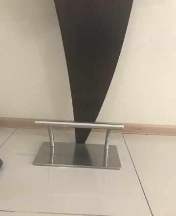 Подставка для ног металлическая