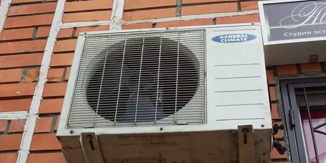 Сплит система для холодильной камеры в отл сост