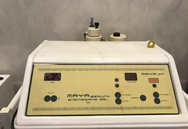 Аппарат для микродермабразии Maya Peel System