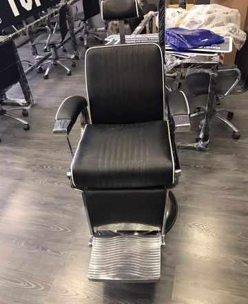 Новое парикмахерское кресло для барберов. Мебель д