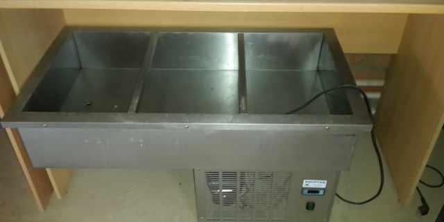 Охлаждаемый мармит Kocateq RF3