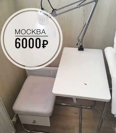 Маникюрный стол для экспресс маникюра