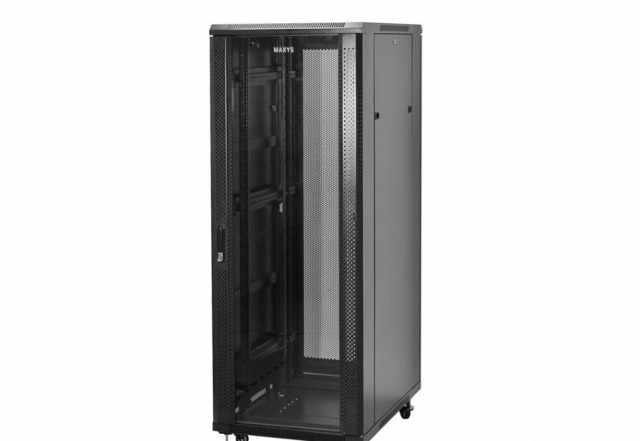 "Шкаф серверный maxys, 19"", 42U. 600x800x2055мм"