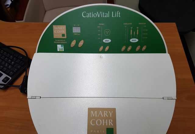 Система CatioVital Lift от Mary Cohr