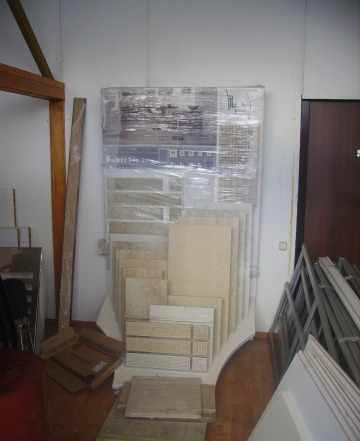 Экспозиторы стенды для плитки керамической
