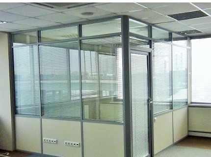 Офисные перегородки, мобильные, стационарные