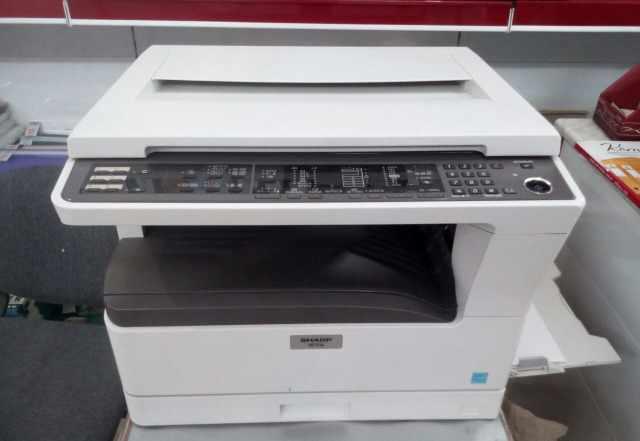Принтер, копир, сканер А3 - б/у и компьютер - б/у