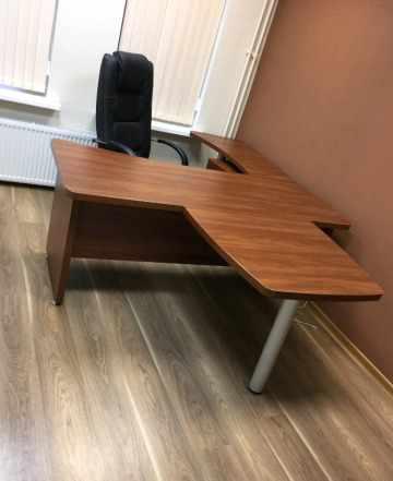 Кабинет руководителя, офисная мебель(состояние 5+)