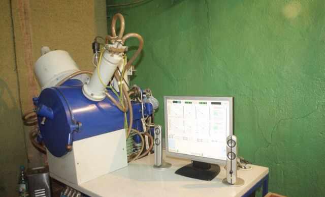 Вакуумная установка ионно плазменного напыления ''