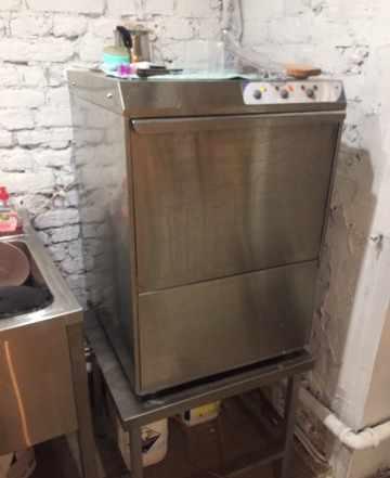 Машина посудомоечная Silanos e 50